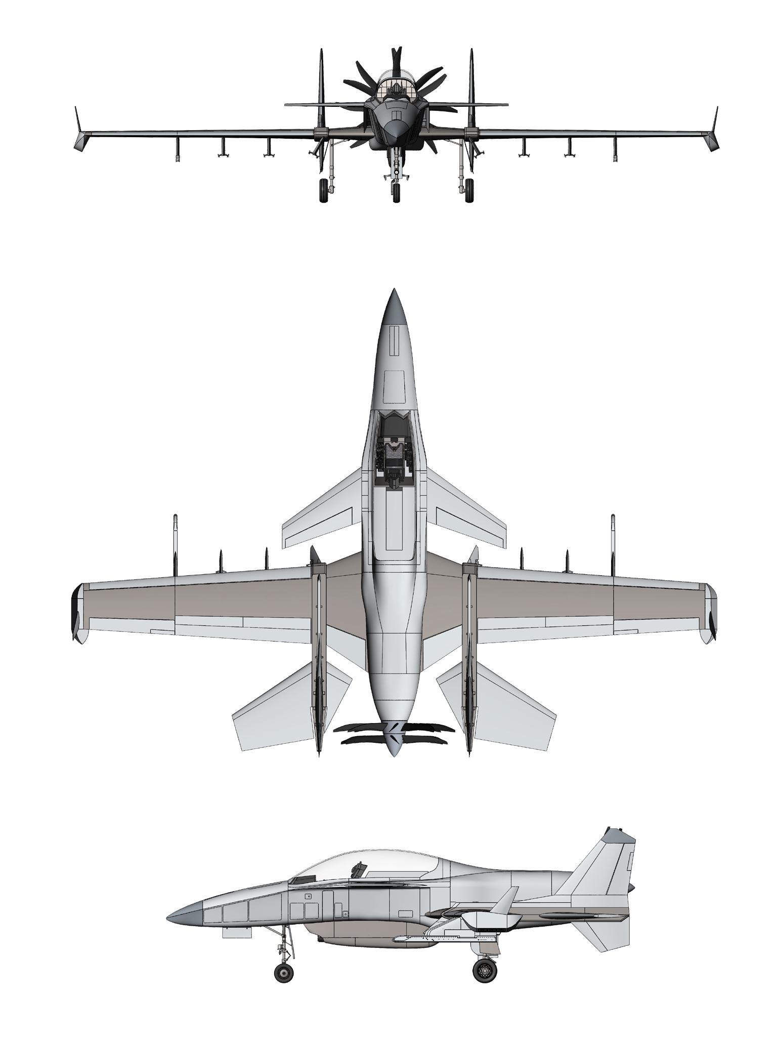 SM-27 MACHETE